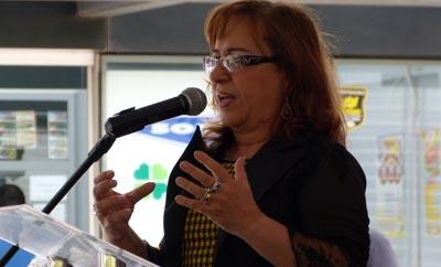 Juíza Hermínia Maria Silveira Azoury (Foto: Ascom TJES)