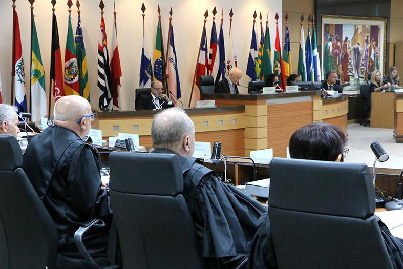 Tribunal Pleno do TJES.