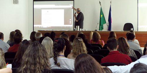 Servidores de Vila Velha e Vitória participam de treinamento sobre o uso de sistema administrativo