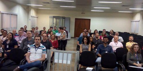 Servidores de Linhares assistem ao curso sobre o sistema SEI!.