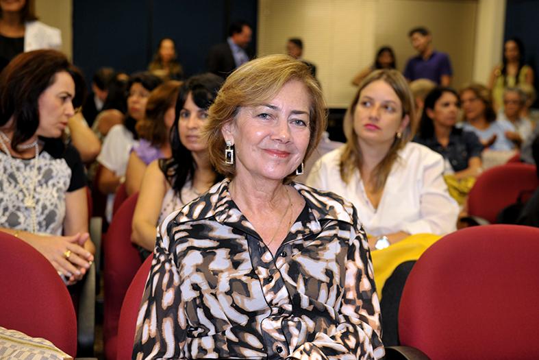 Desembargadora Catharina Novaes Barcellos, falecida no dia 13 de junho de 2019.