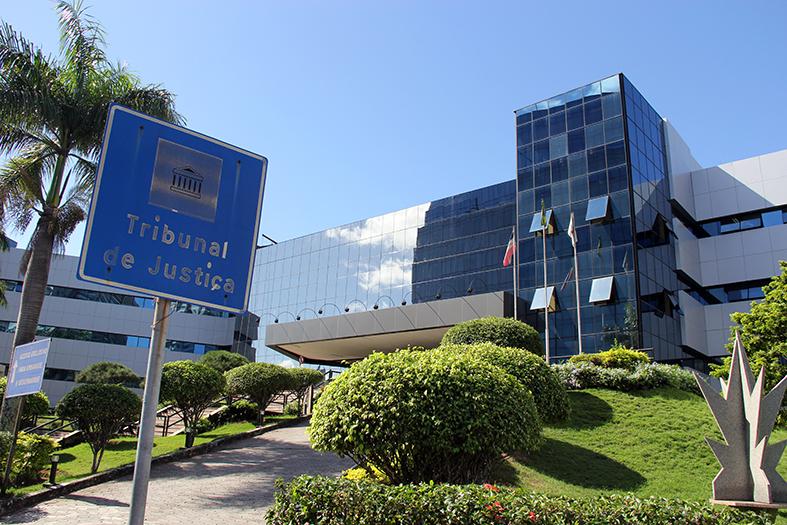 Palácio Renato de Matos, sede do Poder Judiciário do Espírito Santo.