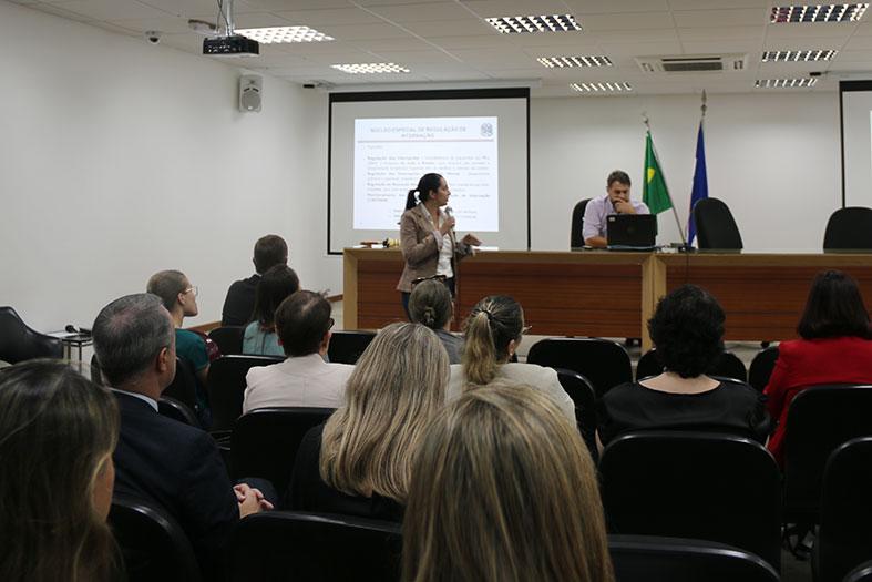 Reunião do Comitê de Saúde