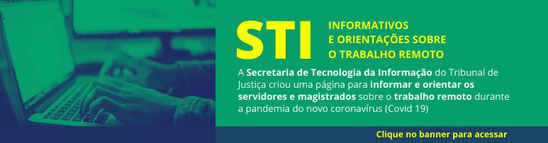 Slide | STI Informativo Covid 19