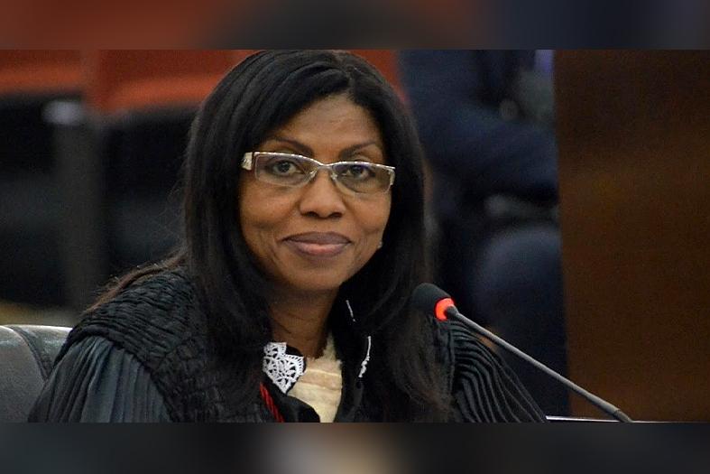 desembargadora do Tribunal de Justiça do Maranhão (TJMA) Angela Maria Moraes Salazar