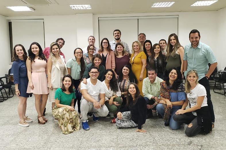 equipe de mediação do Cejusc