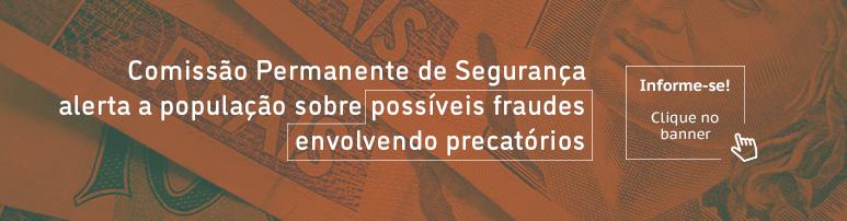 Slide | Fraude Precatórios